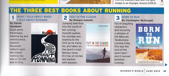 Runners World top 3