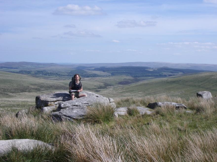 Richard Askwith on Dartmoor